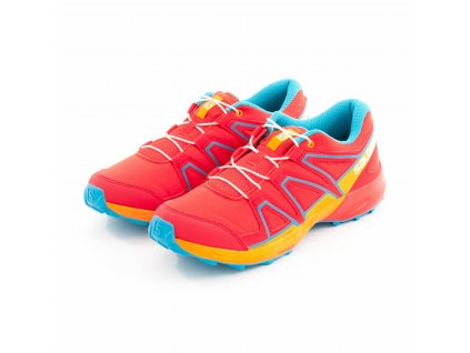 38172 Tenis SALOMON Speedcross Junior Fiery Red 401315