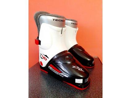 Lyžařské boty TECNO PRO T40