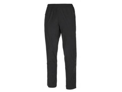 Pánské sportovní elastické kalhoty EPK500 černé, Neywer
