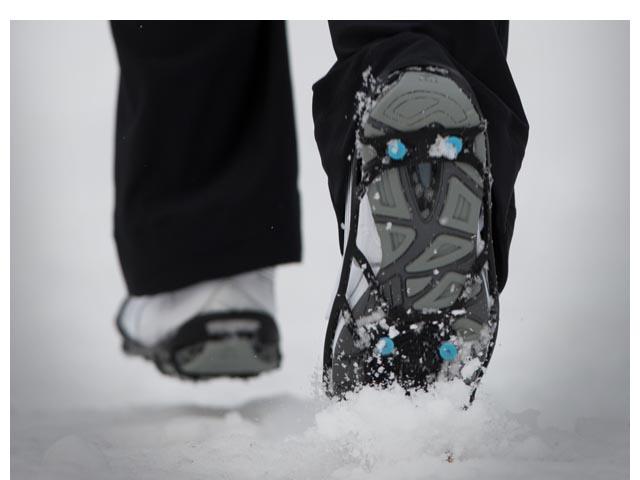 Nesmeky na led a sníh DueNorth