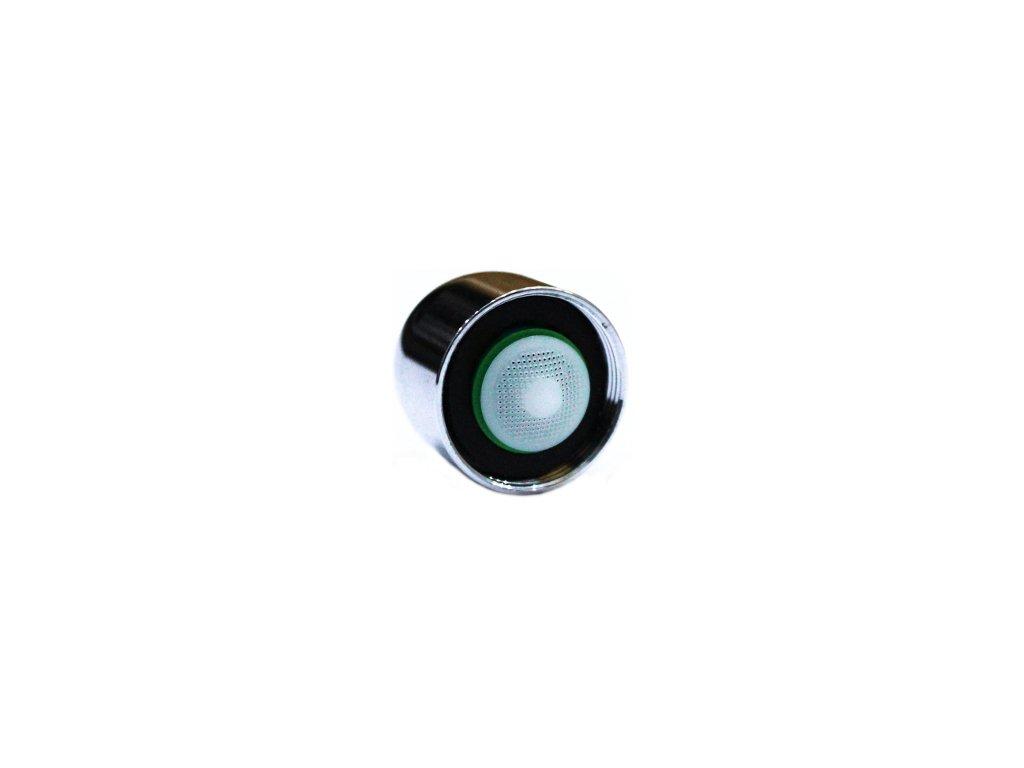 Úsporný perlátor pro dřezové a umyvadlové baterie
