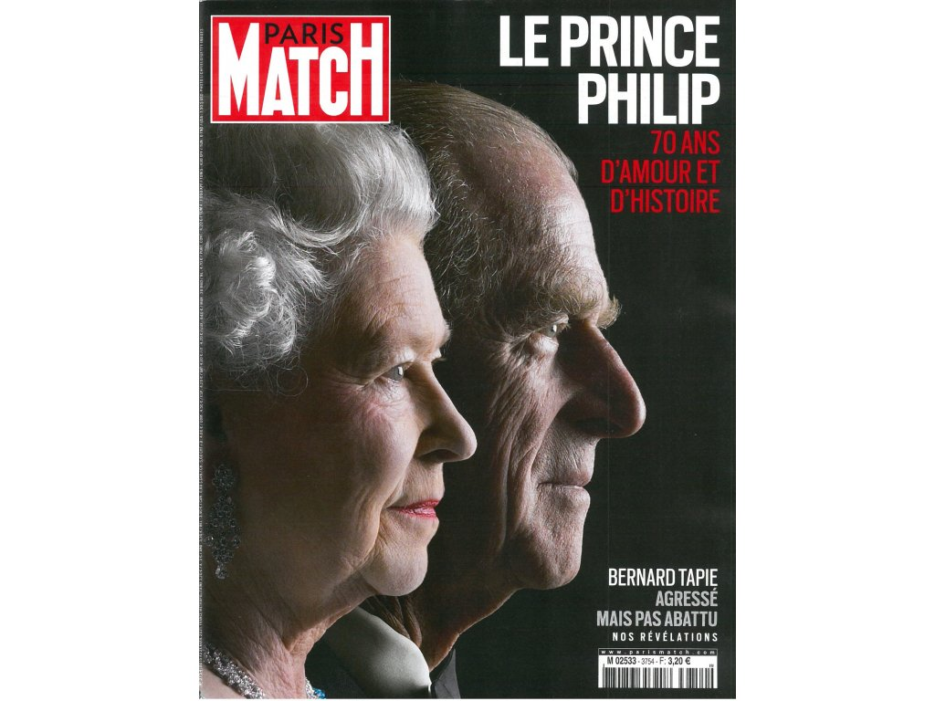 Paris Match czpress