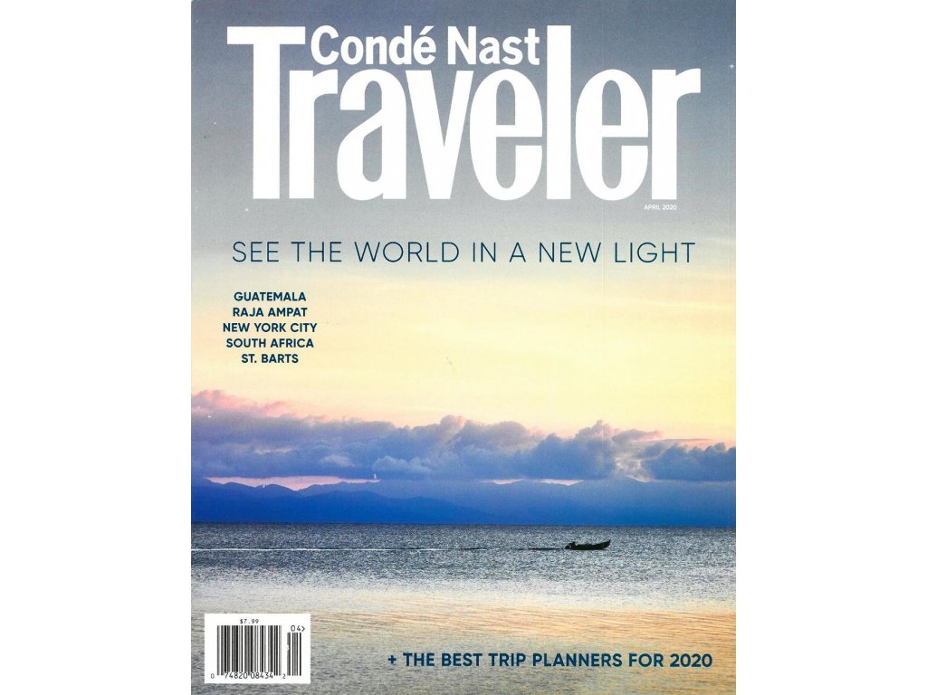 magazin conde nast traveler US