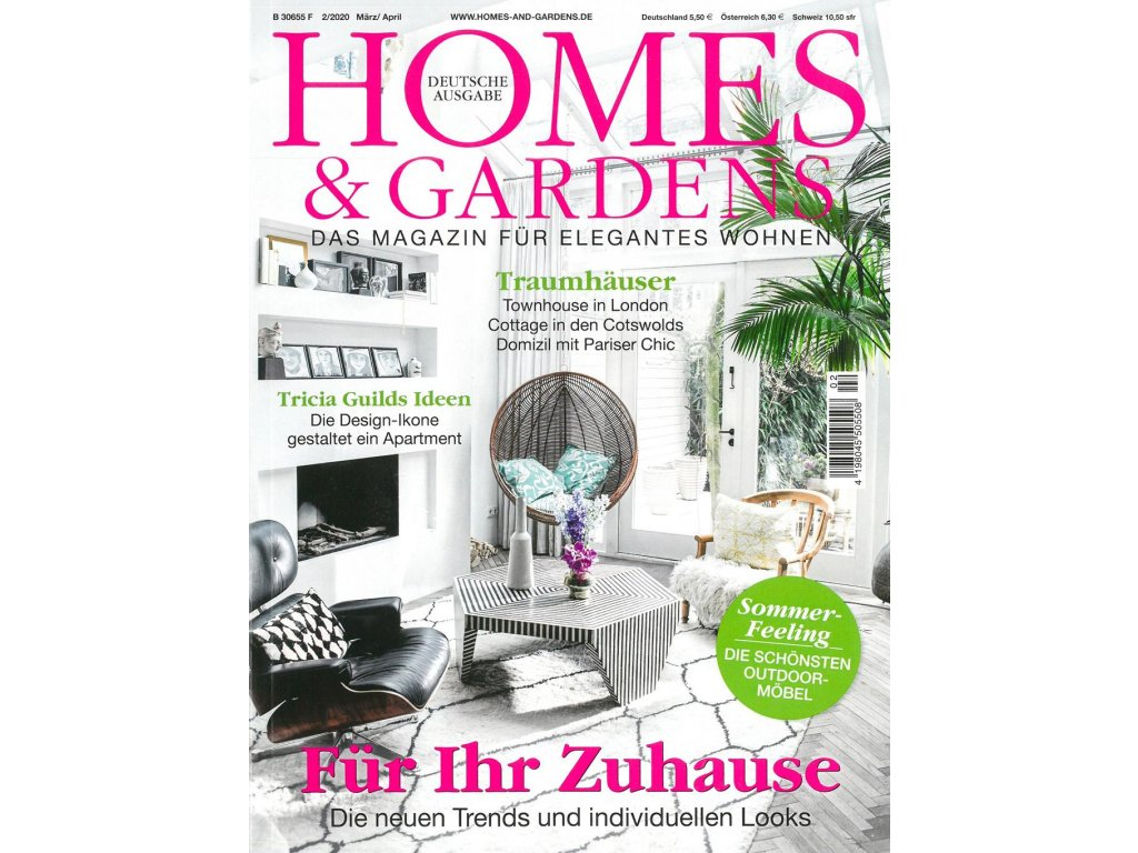 Homes & Gardens (German)