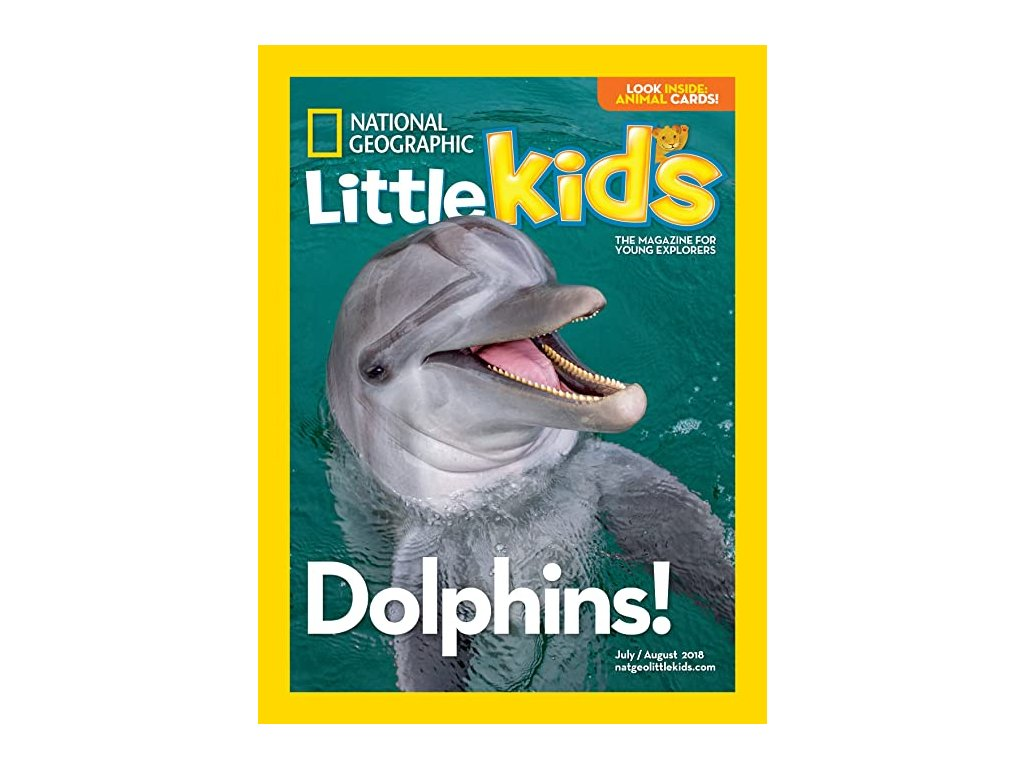 magazin National Geographic Little Kid US