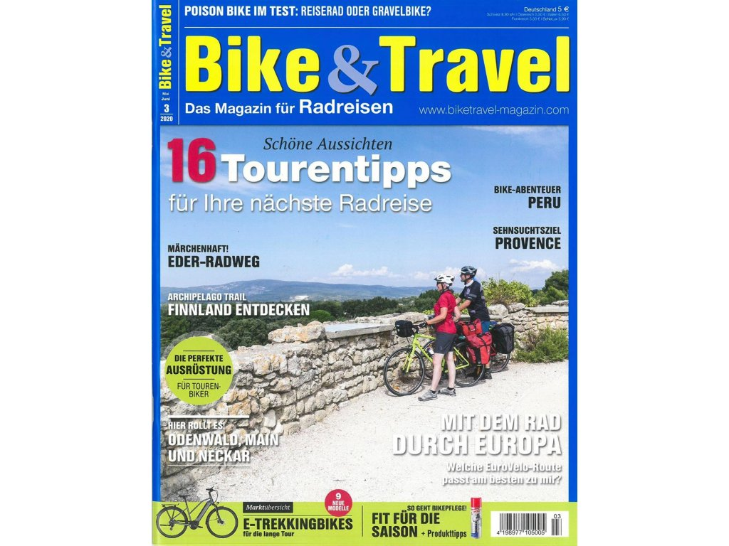 magazin bike travel DE