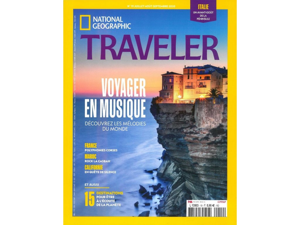 National Geographic Traveler (French)