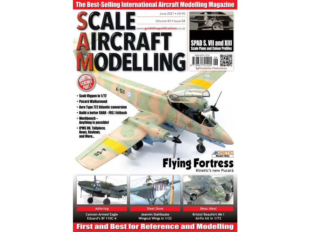 magazin Scale Aircraft Modelling