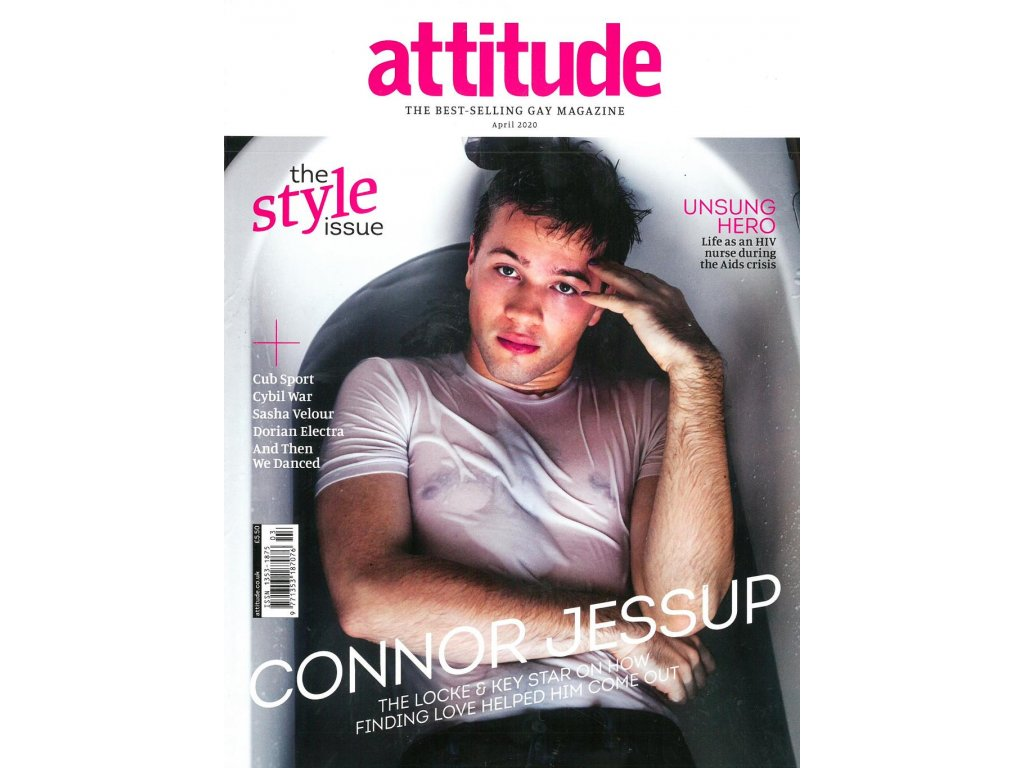 magazin attitude UK
