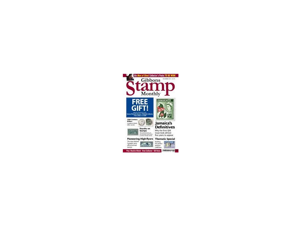 Gibbons Stamp Monthly