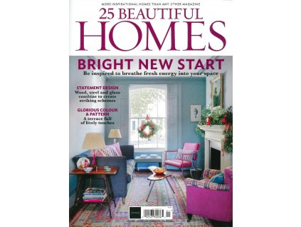 magazin 25 beautiful homes UK