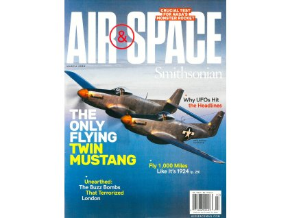 magazin air space US