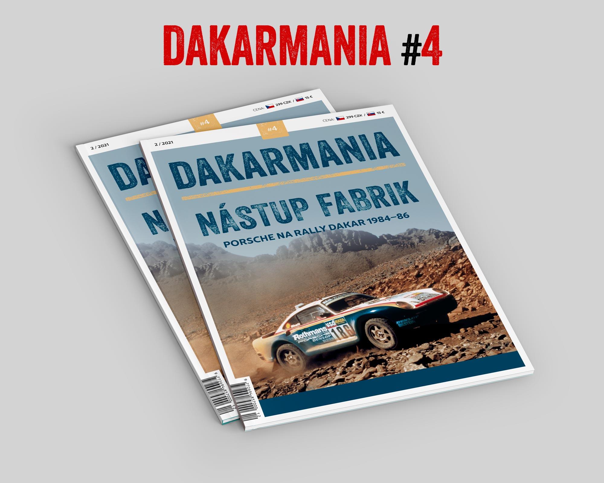 DAKARMANIA #4