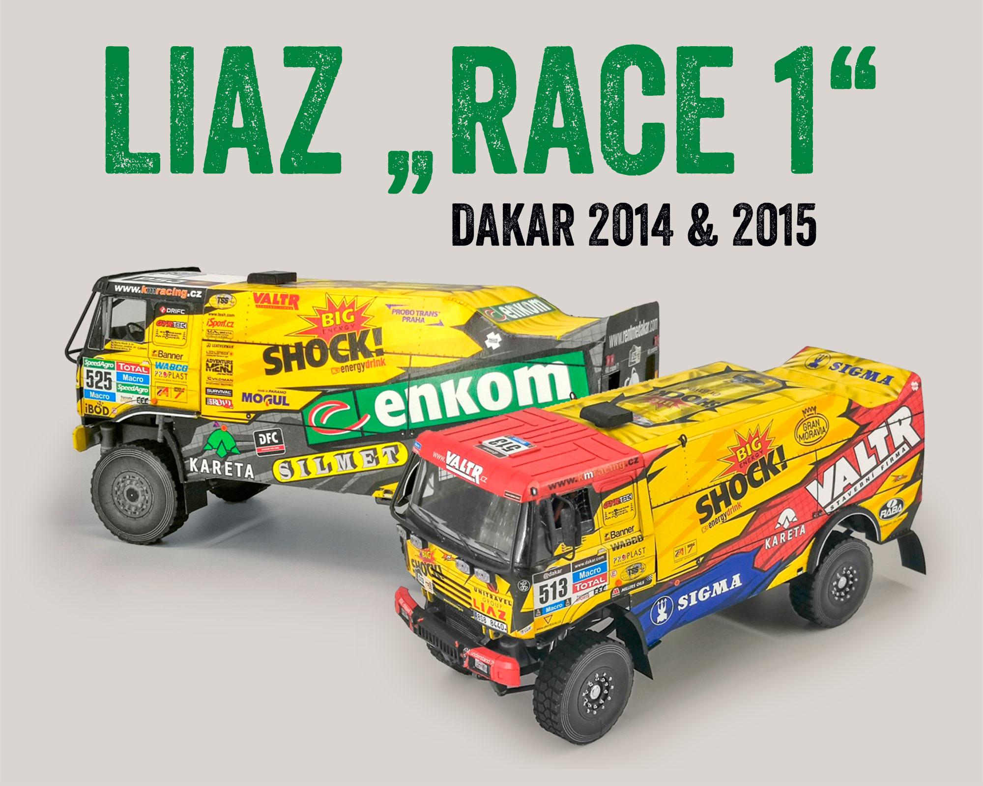 "Liaz ""Race 1"""