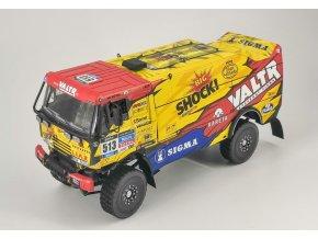 "Liaz ""Race 1"", Dakar 2014 & 2015"