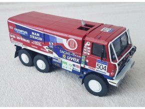 "Tatra 815 6x6 ""Babča"", Rally Paříž – Dakar 1991"
