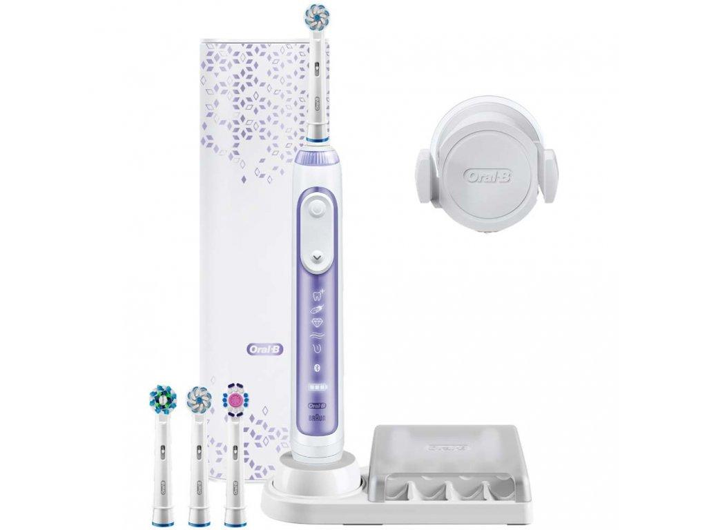 Braun Oral B Genius 10000N Orchid Purple