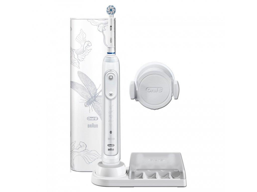 Braun Oral B Genius 10000N Lotus White Special Edition