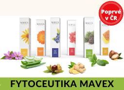 Fytoceutika Mavex - poznejte sílu zcela nových krémů!