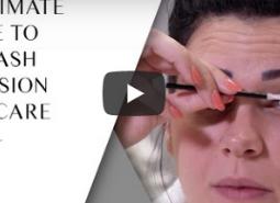 Xtreme Lashes - odličování a čištění (návod)