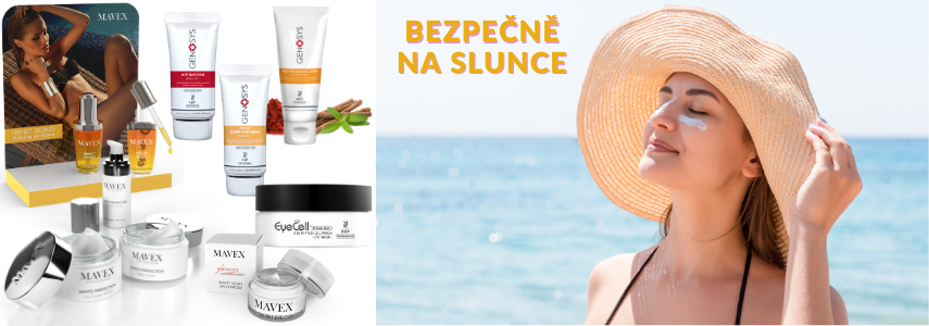 Extra tipy: produkty, s kterými můžete bezpečně na slunce