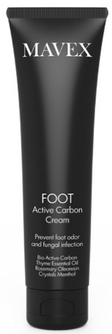 foot active carbon