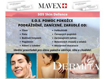 SOS Skin Defence 20ml