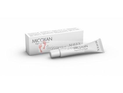 Micoxan Regenerating Cream 20ml  Nehty poškozené infekcemi, regenerace