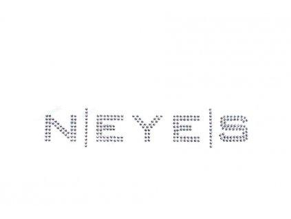 Nažehlovací logo neyes
