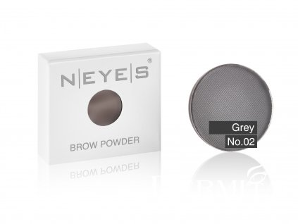 brow powder 02 grey