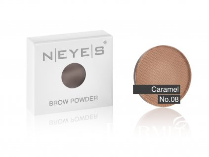 brow powder 08 caramel