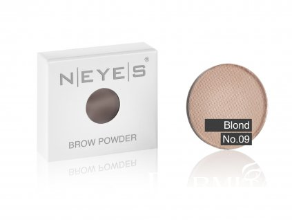 brow powder 09 blond