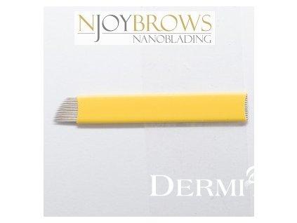 Nano čepel Microblading #14FC