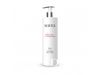 05 001 2in1 Cleansing Milk & Tonic 500ml FRONT