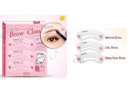 Mini brow class