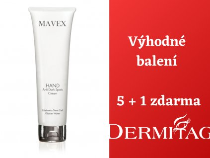 Hand anti dark spots krém 5+1