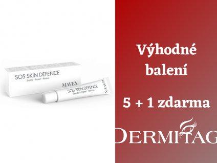 SOS Skin Defence 5+1