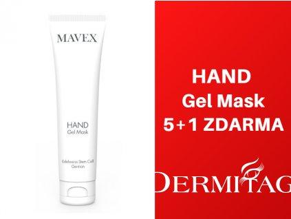Hand Gel Mask 5+1