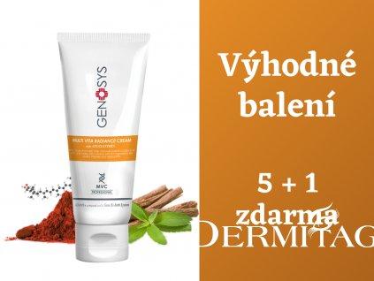 Multi Vita Radiance Cream 5+1
