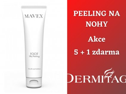 Mavex Foot Silky Peeling
