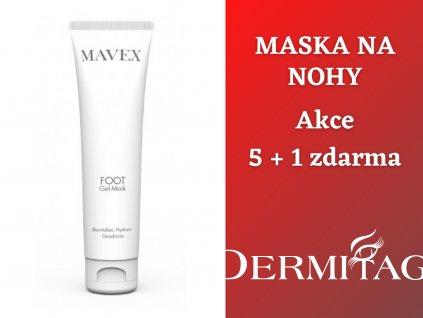Mavex Foot Gel Mask