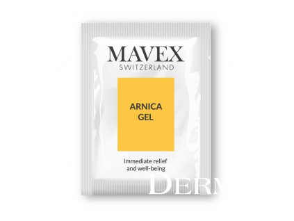 sample arnica gel MAVEX Fytoceutika