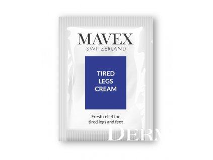 sample tired legs cream MAVEX Fytoceutika