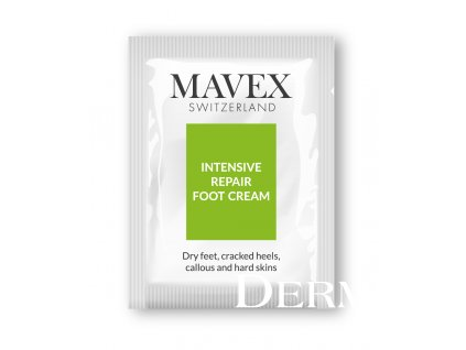 sample intensive repair foot cream MAVEX Fytoceutika