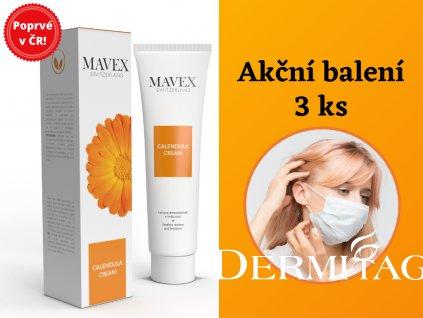 Calendula Cream Mavex 3ks balení
