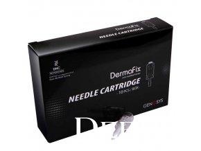 DERMAFIX NEEDLE PREMIUM SHORT (10 PCS)