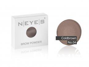 brow powder 04 coldbrown