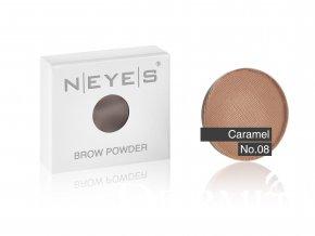 brow powder 08 caramel