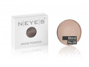 brow powder 09 blond