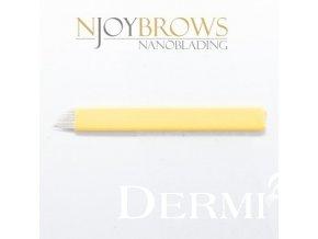 Nano čepel microblading #12FC